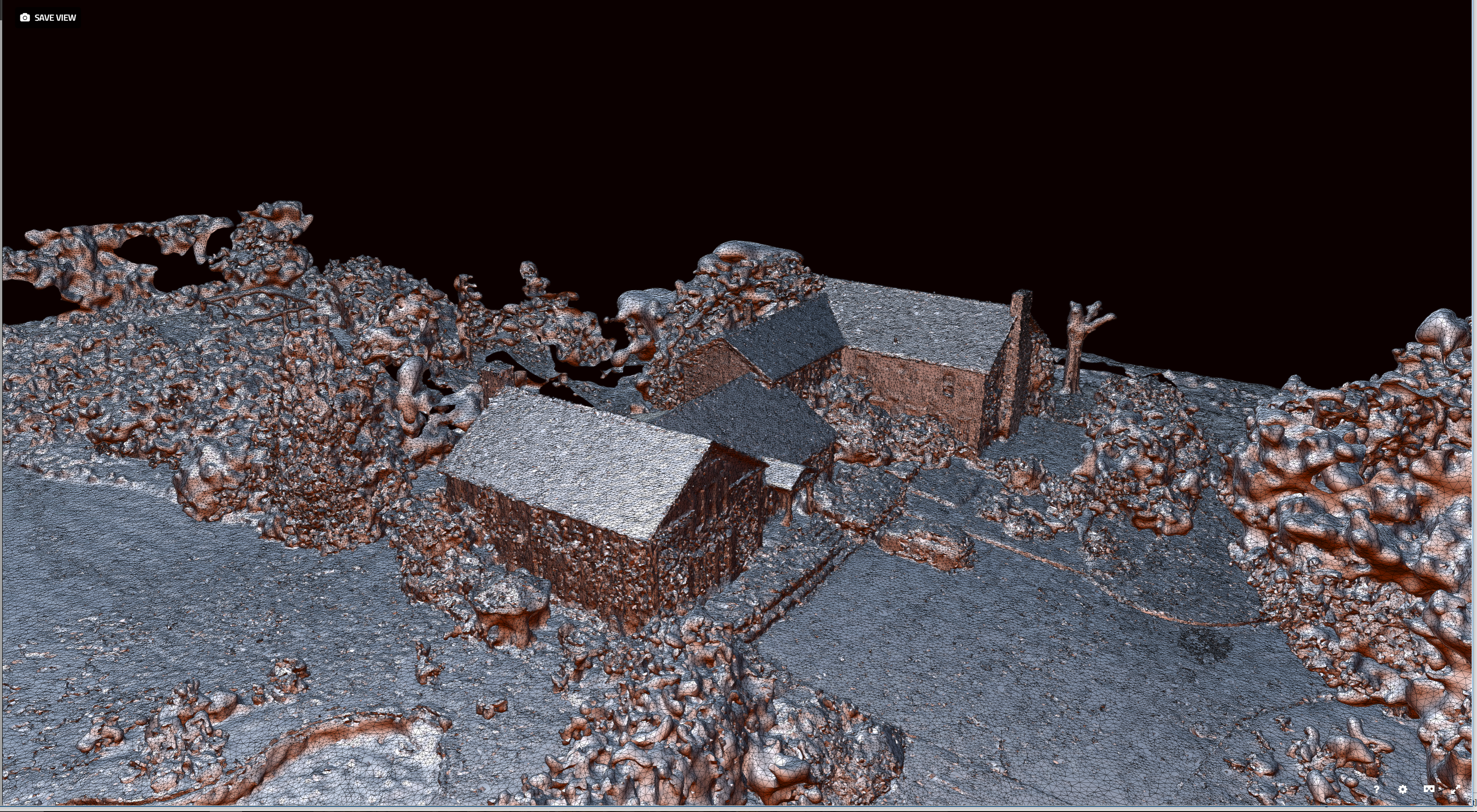 3d Volume Model for Home and Property